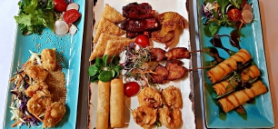 Gourmet Mixed Starters